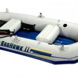 Barca gonflabila Seahawk II 3-4 persoane Intex 68377 - Barca pneumatice
