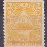 NICARAGUA 1898 , UPU