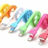 Cablu de date USB si incarcare Iphone 4