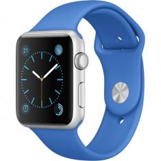 Smartwatch Apple Apple Watch Sport 42mm Silver Aluminium Case Royal Blue Sport Band