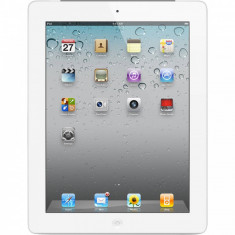 Tableta Apple iPad 2 64 GB 3G white - Tableta iPad 2 Apple, Alb, Wi-Fi + 3G