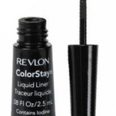 Revlon Colorstay Eyeliner / Tus NEGRU - Tus ochi
