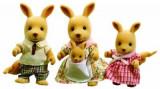 Jucarie Sylvanian Families Kangaroo Family