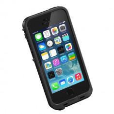 Husa Protectie Spate Lifeproof pentru iPhone 5/5S Black - Husa Telefon