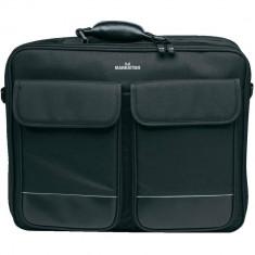 Geanta Laptop Manhattan Big Apple Neagra 17 inch