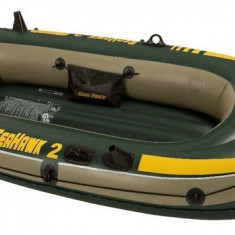 Barca gonflabila Seahawk II 2 persoane Intex 68346 - Barca pneumatice