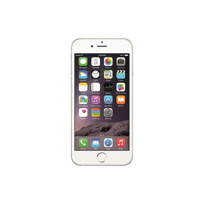 Smartphone Apple iPhone 6 64GB Silver foto mare
