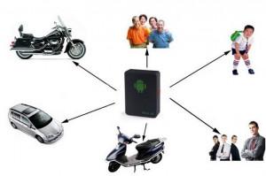 GPS Tracker A8 Microfon Spion Dispozitiv Urmarire gps, Alarma Sim Gsm