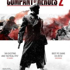 Company Of Heroes 2 Pc - Joc PC Sega, Strategie, 18+, Single player