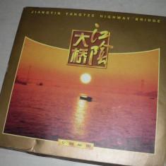 ALBUM CHINEZESC, CU TIMBRE