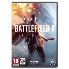 Battlefield 1 Pc - Joc PC Electronic Arts, Shooting, 18+, Single player