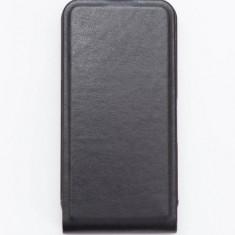 Husa Flip Cover Tellur TLL111072 neagra pentru Apple iPhone 4 / 4S - Husa Telefon