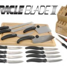 Set cutite Miracle Blade III