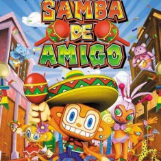 Joc consola Sega SEG-WI-SAMBA - Jocuri Sega