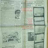 Timpul 2 octombrie 1939 Brasov comert vapor Snagov Tanase Giurescu caricatura - Ziar