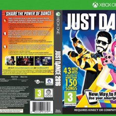 Joc consola Ubisoft Just Dance 2016 Xbox One