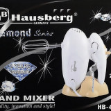 Mixer manual Hausberg HB 4113, 250 W, De mana