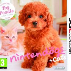 Joc consola Nintendo 3DS gs plus Cats: Toy Poodle and New Friends - Jocuri Nintendo 3DS