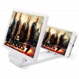3D Mobile phone screen amplifier