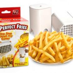 Feliator cartofi pai - Perfect Fries - Razatoare