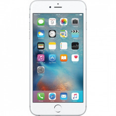 Smartphone Apple iPhone 6s Plus 64 GB Silver - Telefon iPhone Apple, Argintiu, Neblocat