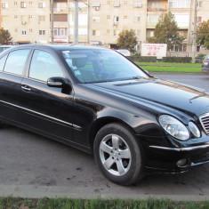 Mercedes E Klass e220, 2.2 CDI Diesel, an 2006, Motorina/Diesel, 1 km, 2148 cmc, Clasa E