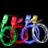 Cablu de date iluminat Lightning