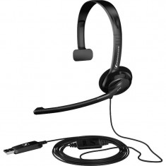 Casti Sennheiser Over-Head Mono PC 26 Call Control Black - Casti PC