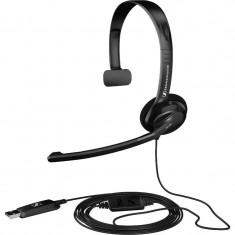 Casti Sennheiser Over-Head Mono PC 26 Call Control Black - Casca PC