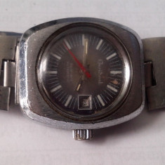 VINTAGE CEAS AUTOMATIC 25 RUBIS OCCIDENT SWISS MADE - Ceas de mana
