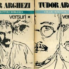 Tudor Arghezi - Versuri - 696915 - Carte poezie