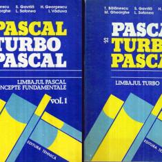 Programarea in limbajele Pascal si Turbo Pascal - Vol. I-II - Autor(i): - Carte baze de date
