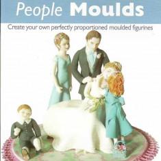 Set matrite oameni pentru tort