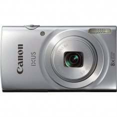 Aparat foto compact Canon Ixus 175 20 Mpx zoom optic 8x Argintiu
