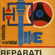 Viorel Raducu - Reparati singuri - 701142 - Carti Constructii