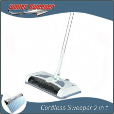 Matura electrica Walter Sweeper 2in1, Maturi electrice