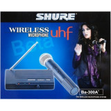Microfon wireless cu reciver Shure Beta BA 300A