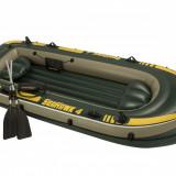 Barca gonflabila Seahawk IV 4 persoane Intex 68351 - Barca pneumatice