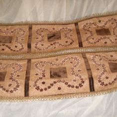 Set 2 mleuri tapiserie de catifea, vintage - Mileu