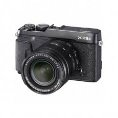 Aparat foto Mirrorless Fujifilm X-E2S 16 Mpx Black Kit 18-55mm, Kit (cu obiectiv)