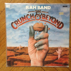 RAH BAND - CRUNCH & BEYOND ( VINIL - VINYL ) disco - Muzica Pop rca records
