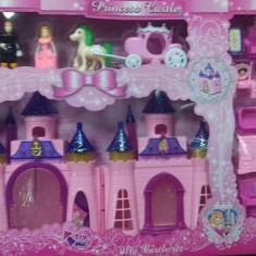 Castel cu accesorii pt papusi