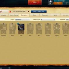 Vand cont league of legends - Jocuri PC Ea Games