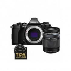 Aparat foto Mirrorless Olympus OM-D E-M5 Mark II 16 Mpx Black Kit 14-150mm, Kit (cu obiectiv)