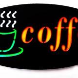 Panou luminos Coffee