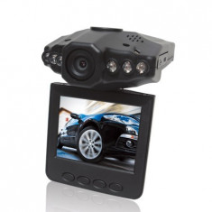 DVR Auto 720p cu ecran TFT 2, 4 inch - Camera video auto, HD