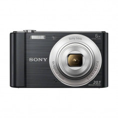 Camera foto compacta Sony Cyber-shot DSC-W810 20.1 Mpx zoom optic 6x Negru