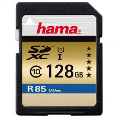 Card Hama SDXC 128GB Clasa 10 - Card memorie