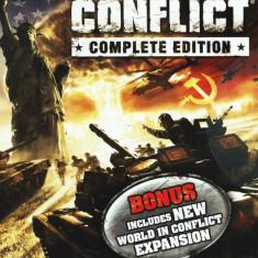 Joc PC Ubisoft World in Conflict Complete Edition - Jocuri PC Ubisoft, Strategie, 16+, Single player