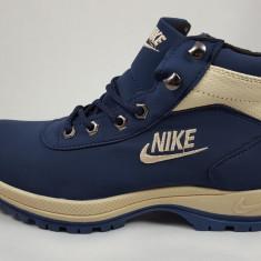 Ghete Nike Mandara - Ghete barbati Nike, Marime: 43, 44, Culoare: Bleumarin